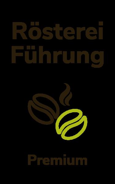 Dresdner Kaffee und Kakao Rösterei Röstereiführung Premium