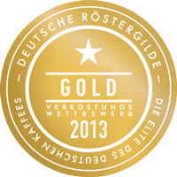 Gold - Deutsche Röstereigilde (2013)