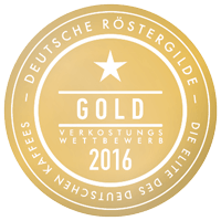 Gold - Deutsche Röstereigilde (2016)