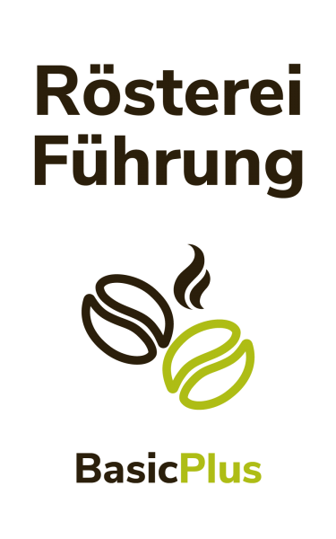 Dresdner Kaffee und Kakao Rösterei Röstereiführung Basic Plus