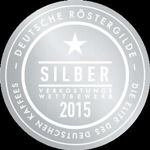 Silber - Deutsche Röstereigilde (2015)