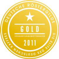 Gold - Deutsche Röstereigilde (2011)
