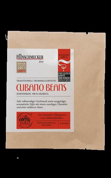 Dresdner Kaffee und Kakao Roesterei CoffeeBag Cubano Beans