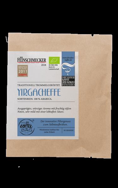 Dresdner Kaffee und Kakao Roesterei CoffeeBag Yirgacheffe