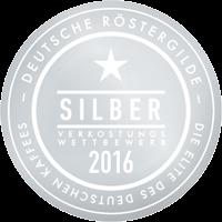 Silber - Deutsche Röstereigilde (2016)