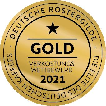 Gold - Deutsche Röstergilde (2021