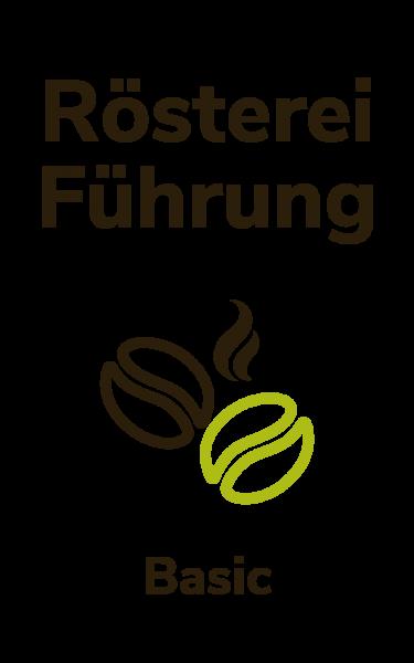 Dresdner Kaffee und Kakao Rösterei Röstereiführung Basic