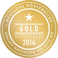 Gold - Deutsche Röstereigilde (2014)