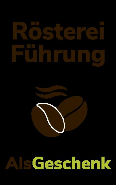 Dresdner Kaffee und Kakao Rösterei Gutschein Röstereiführung