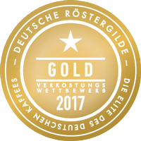 Gold - Deutsche Röstereigilde (2017)