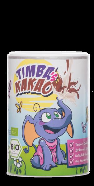 Dresdner Kaffee und Kakao Rösterei Kinderkakao Timba Bio Dose