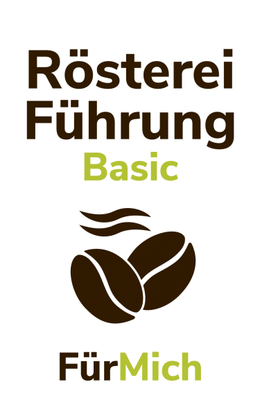 Dresdner Kaffee und Kakao Rösterei Röstereiführung Basic FürMich