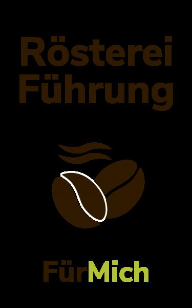 Dresdner Kaffee und Kakao Rösterei Röstereiführung FürMich